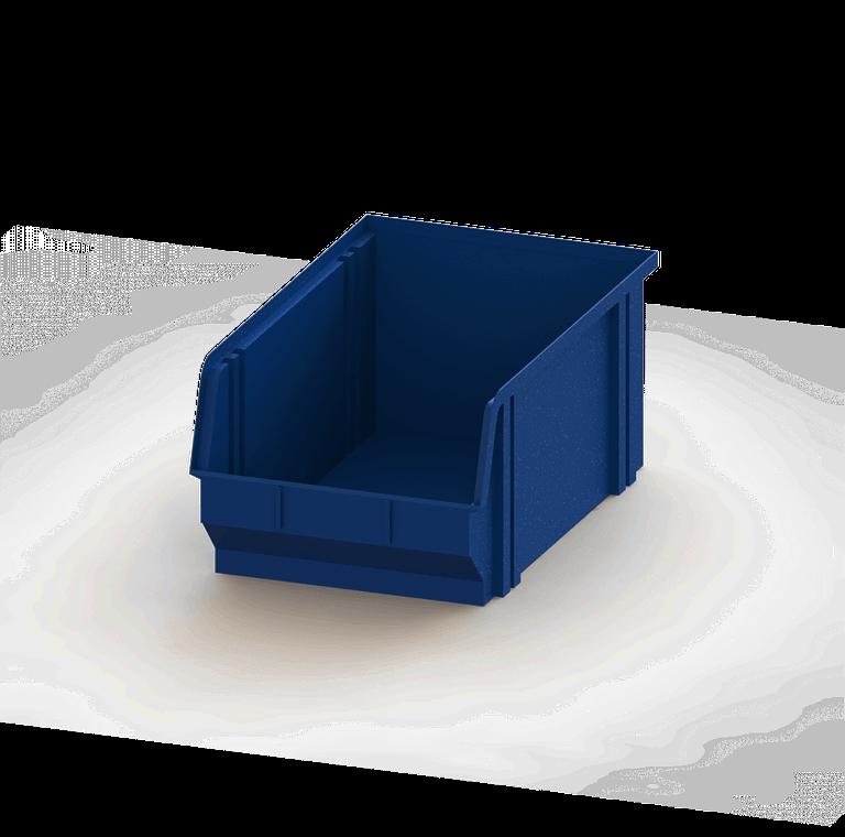 vaschetta blu per furgoni