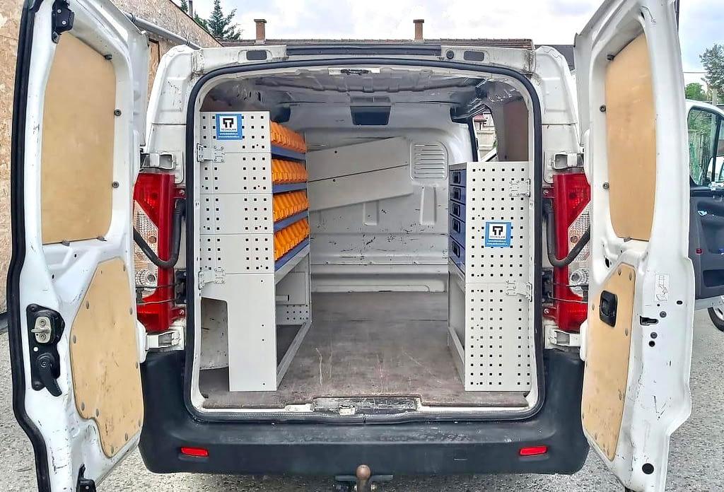 Tecnolam atelier mobile aménagement pour fourgon