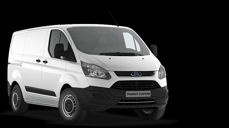 Bedrijfswageninrichting Ford Transit Custom