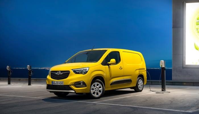 Opel Combo E