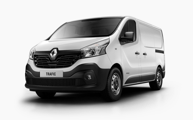 Bedrijfswageninrichting Renault Trafic