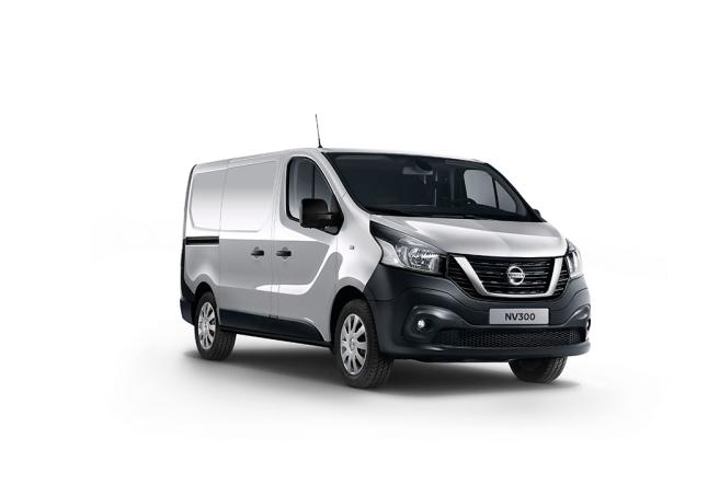 Bedrijfswageninrichting Nissan NV 300