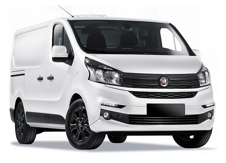 Bedrijfswageninrichting Fiat Talento